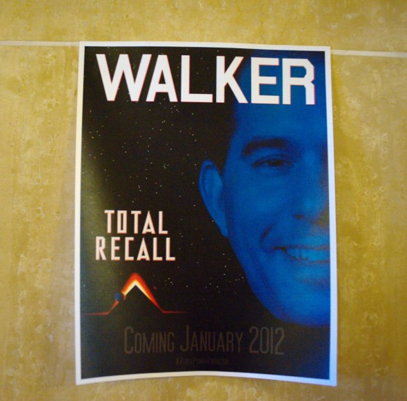 Walker: Total Recall, Coming January 2012